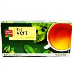 Thé vert à la menthe Belle...