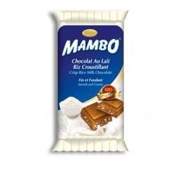 Plaquette Mambo Chocolat au...