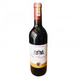 Vin rouge Duc Fernand 75CL