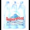 Eau Minerale Supermont-Pack de  6 X 1
