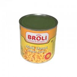 Maïs doux Broli 800g