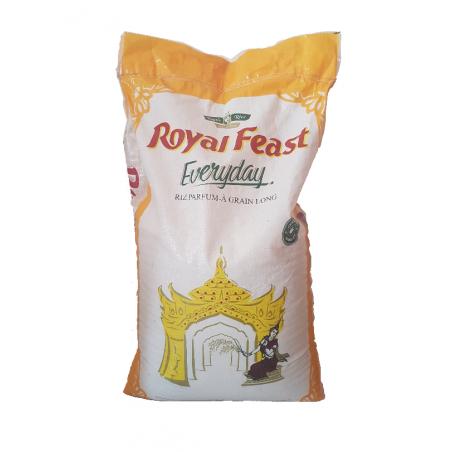 Riz parfumé Royal Feast 25kg