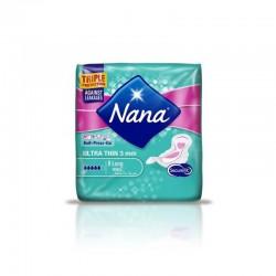 Serviette hygiénique Nana vert