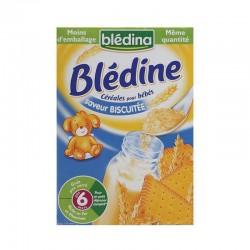 Blédine saveur biscuitée